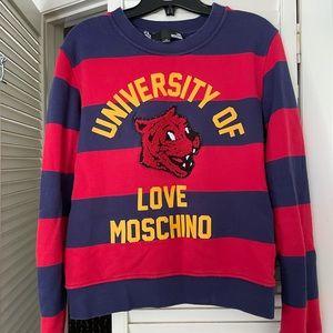 Love Moschino ❤️ Sweatshirt the stripes